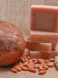 Ginger Coconut Almond