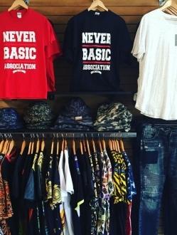 Never Basic • T-Shirt